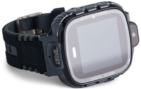North 13.5 Active Waterproof GPS-ur, Sort