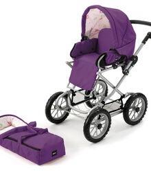 Afholte Dukkevogne & -senge | Senge og vogne til dukkerne | Jollyroom XZ-98