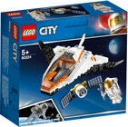LEGO City Space Port 1379 Satellitservice