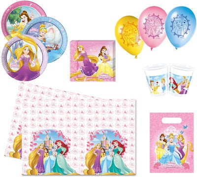 Disney Princess Partypakke