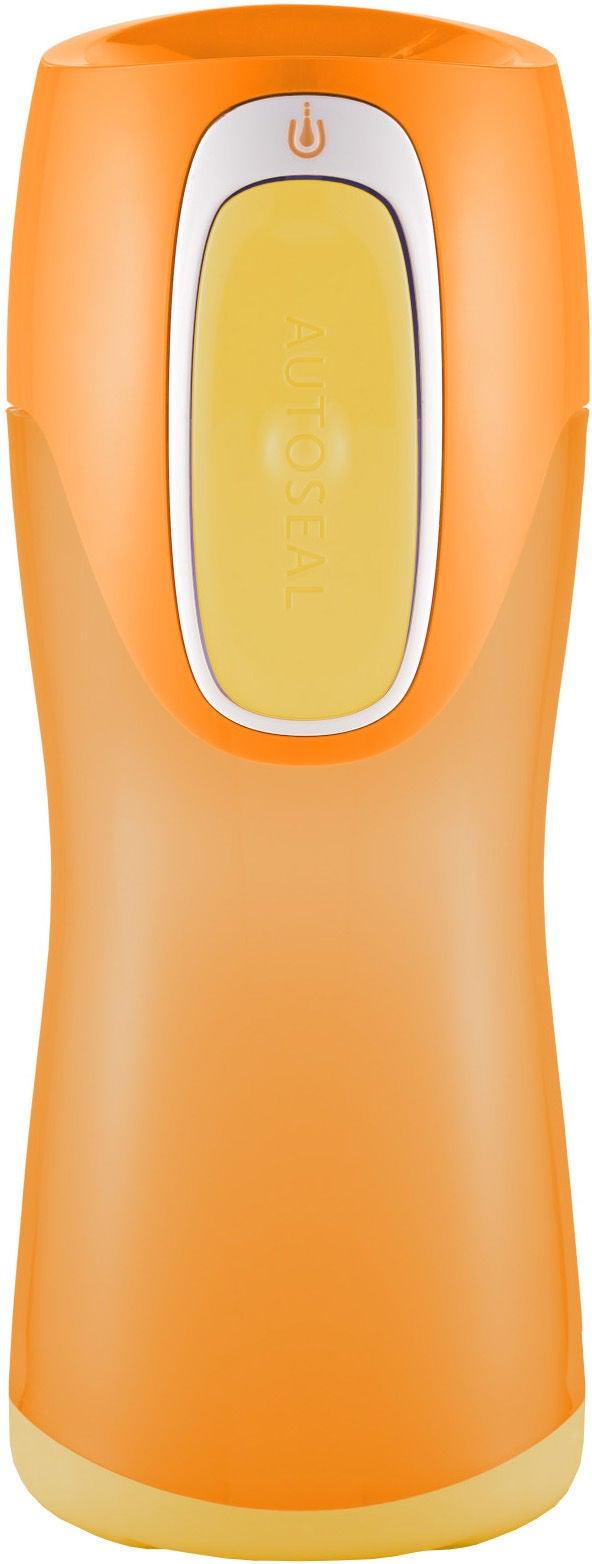 Contigo Børnekrus 300 ml, Orange/Gul
