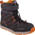 Viking Skomo GTX JR Støvler, Black/Rust