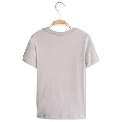 ESPRIT T-shirt Surf Monkey, Light Grey