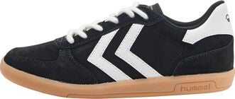 Hummel Victory Suede Jr Sneakers, Black