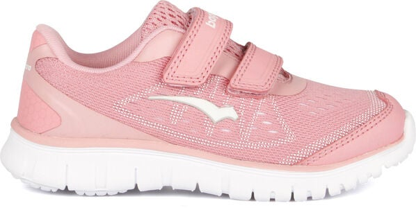 Bagheera Player Sneakers, Pink/White