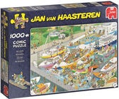 Jumbo Puslespil Jan van Haasteren The Locks 1000