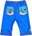 Swimpy Bamse & Snurre UV-Shorts UPF 50+, Blå