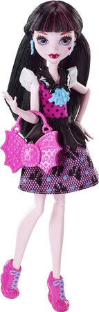 Monster High Draculaura Dukke