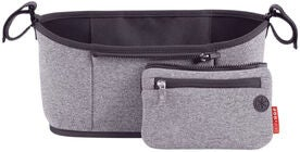 Skip Hop Stroller Organizer, Heather Grey