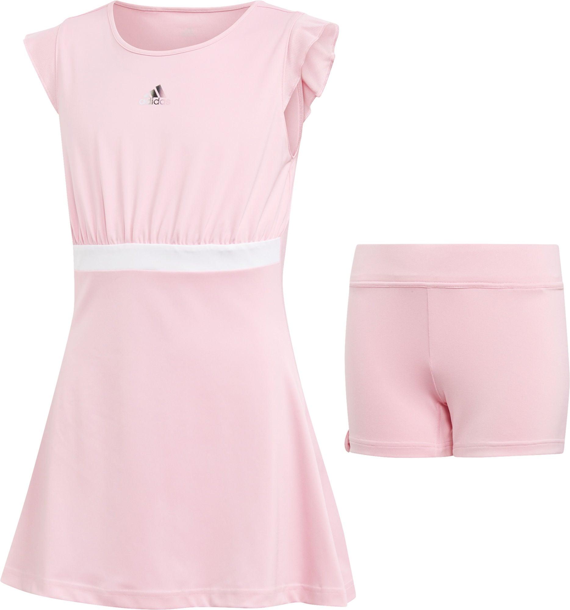 c3e5b2209ae Køb Adidas Girls Ribbon Kjole, Pink | Jollyroom