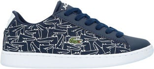 Lacoste Carnaby Evo 318 Sneakers, Navy/White