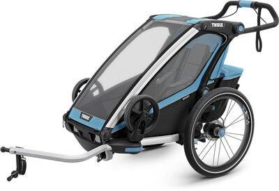 Thule Chariot Sport 1 Cykelanhænger, Blue | bike_trailers_component