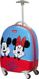 Samsonite Disney Spinner Kuffert 20.5L, Minnie/Mickey Stripes