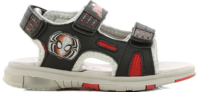 Marvel Spider-Man Sandaler, Black/Orange