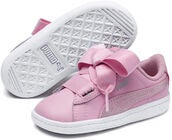 Puma Vikky Ribbon Satin AC PS Sneakers, Pink