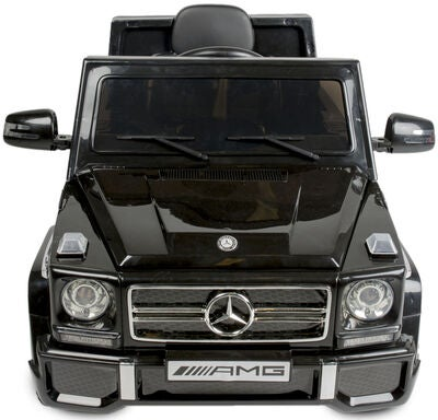 Mercedes Benz G65 Elbil, Sort
