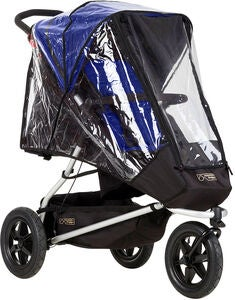 Mountain Buggy Regnslag til +one