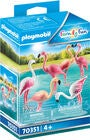 Playmobil 70351 Flamingoflok