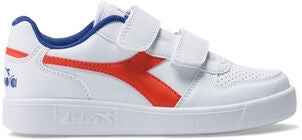 Diadora Playground PS Sneakers, Red Medlar
