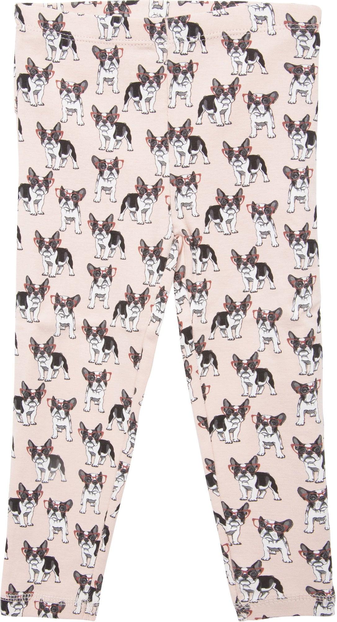 b7e72e611d1 Køb Petit Cloth Leggings, French Bulldog | Jollyroom