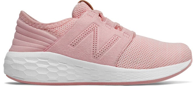 New Balance Cruz Sneakers, Himalayan Pink
