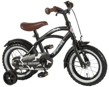 Yipeeh Black Cruiser 12 tommer