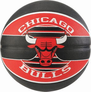 Spalding Basketball NBA Team Ball Chicago Bulls