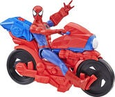 Marvel Spider-Man Titan Power Pack Cycle & Figur 30 cm