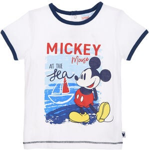 Disney Mickey Mouse T-Shirt, White