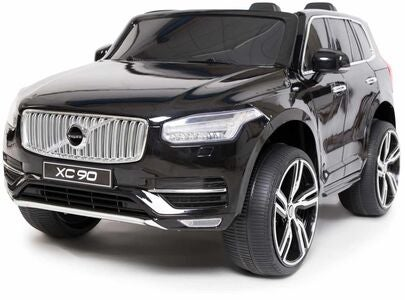 Volvo XC90 Kinetic Elbil, Sort