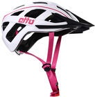 Etto Champery Jr MIPS Cykelhjelm, White/Pink