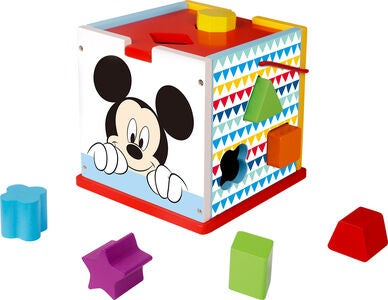 Disney Mickey Mouse Puttekasse