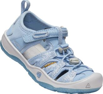 KEEN Moxie Little Kids Sandaler, Powder Blue/Vapor