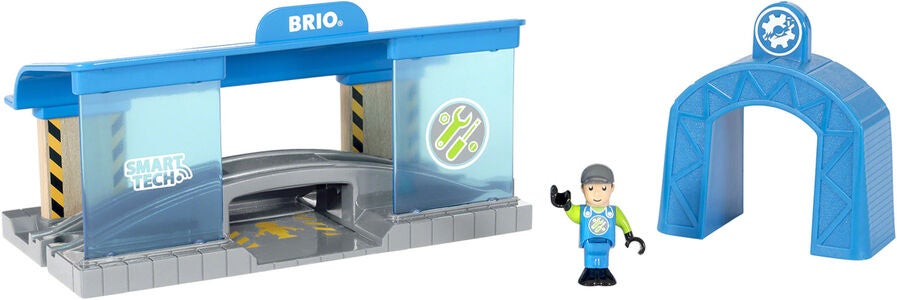 BRIO World 33918 Smart Tech Værksted