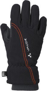 Vaude Kids Karibu Gloves II Vanter, Black