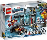 LEGO Super Heroes 76167 Iron Man Armory