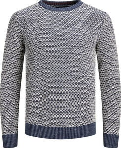 Jack & Jones Deep Knit Trøje, Vintage Indigo