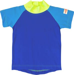 ImseVimse UV T-shirt, Blue/Green