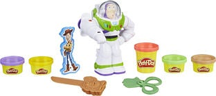 Play-Doh Legeler Og Disney Figur Buzz Lightyear