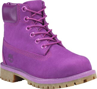 Timberland 6IN Premium Støvler, Grape Juice
