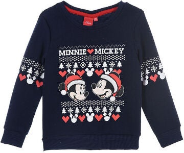 Disney Minnie Mouse Trøje, Blå