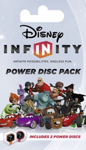 Disney Infinity Power Disc Wave 3 2-pak