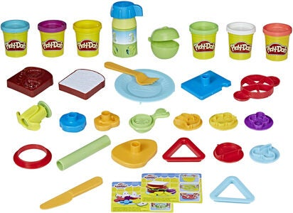 Play-Doh Modellervoks Lunch