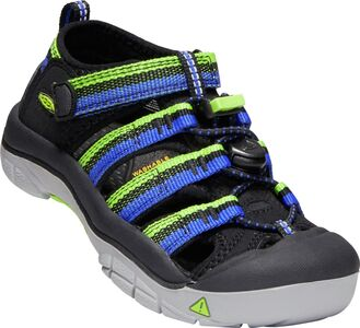 KEEN Newport H2 Little Kids Sandaler, Racer Black
