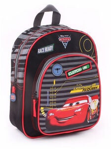 Disney Cars Go 95 Rygsæk 7L, Black