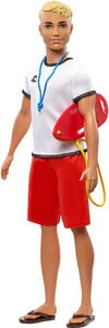 Barbie Dukke Ken Lifeguard