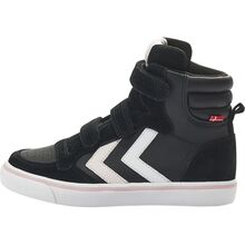 0c0558a3573 Hummel Stadil Leather Jr Sneakers, Black