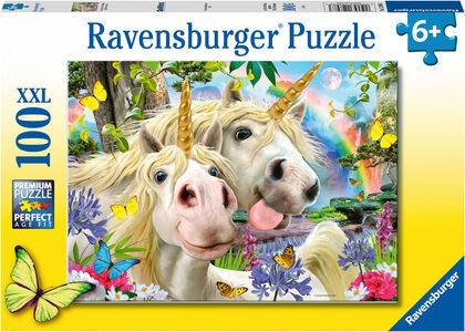 Ravensburger Puslespil Don't Worry, Be Happy Puslespil 100 Brikker