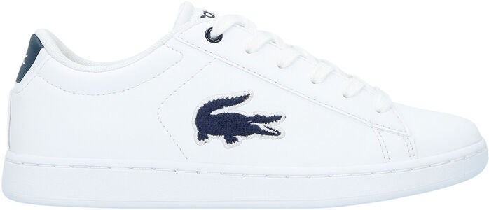 Lacoste Carnaby Evo 318 Sneakers, White/Navy