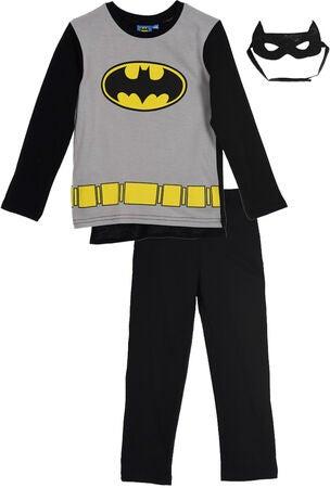 3be02679ec5 Extreme Køb Batman Nattøj m. Maske & Kappe, Sort | Jollyroom QQ42